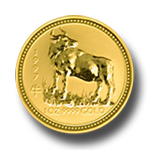 Lunar I Ochse Gold