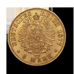 5 Goldmark Kaiserreich