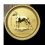 Australien Gold Lunar I Hund