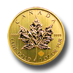 Maple Leaf Gold 1oz 2013