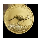 Australien Gold Kaenguru Nugget