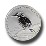 Kookaburra 1kg 2007