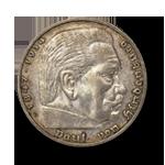 Drittes Reich 5 Reichsmark
