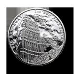 Big Ben Silber