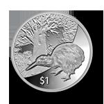 Silber Kiwi