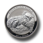 Silber Koala 1oz