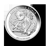 Silber Koala 1oz 2018