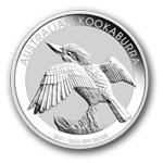 Kookaburra 1kg Münze