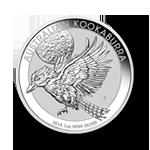 Silber Kookaburra 1oz