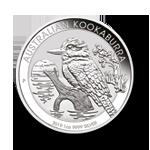 Kookaburra 1oz 2018