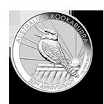 Silber Kookaburra2020