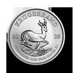 Silber Krügerrand 1oz 2020