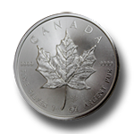 Silber Maple Leaf 1oz