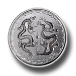 Double Dragon 1oz Silber