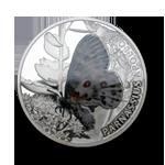 Silber Schmetterling Münzen