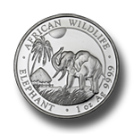 Somalia Elefant 1oz