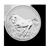 Stock Horse Silber 1oz