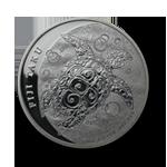 Silber Fiju Taku